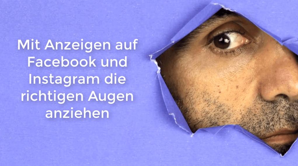 Facebook-Anzeigen-Kurs Thumbnail HD