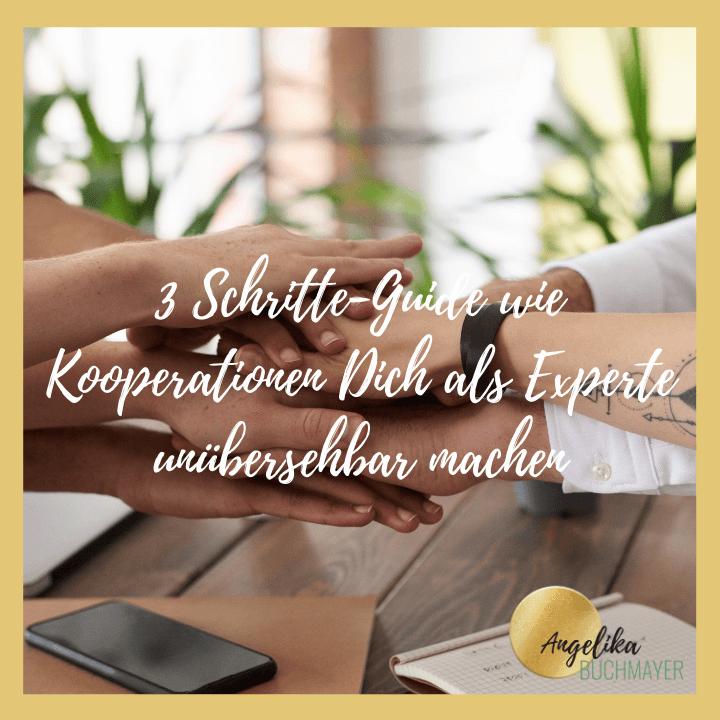 3 Schritte Guide Quadratisch Angelika