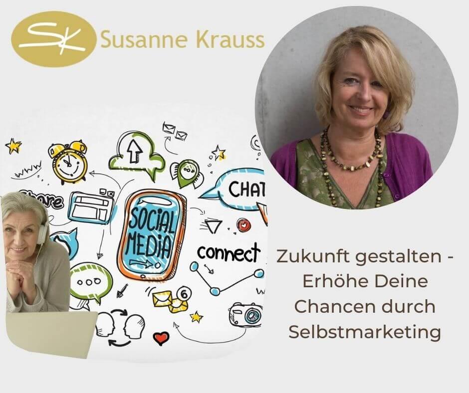 Zukunft gestalten Susanne Krauss